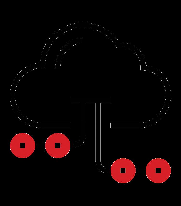 Cloud Infrastructure Server Cluster