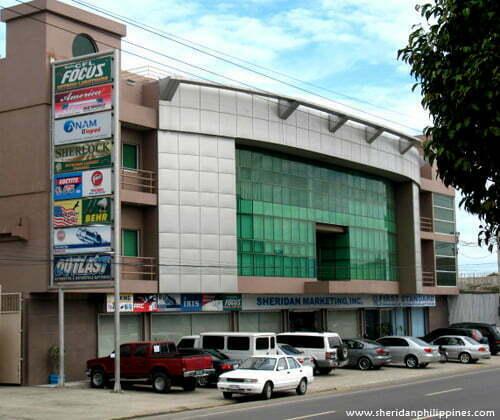 Sheridan Philippines
